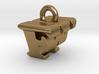 3D Monogram Pendant - FWF1 3d printed