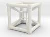 cube cubed 3d printed