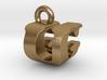 3D Monogram - UGF1 3d printed