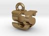 3D Monogram - USF1 3d printed