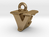 3D Monogram - VEF1 3d printed