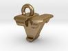 3D Monogram - VTF1 3d printed