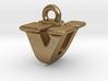 3D Monogram - VUF1 3d printed