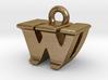 3D Monogram - WDF1 3d printed