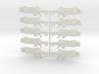 SciFi Plasma Blasters - WSF ver. (10) 3d printed