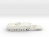 1/160 Ariete C1 tank 3d printed