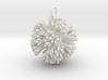 Bauble Branching Coral 3d printed