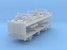 ZB (H0e) - 3ax-Drehschemelwagen-Paar 3d printed