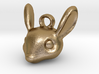 Bunny Keychain 3d printed