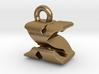 3D Monogram - XSF1 3d printed