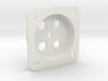 Fascia Mount for Tam Valley Servo Controls 3d printed