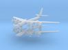 1/700 TU-95M (Bear A) Stragetic Bomber (x2) 3d printed 1/700 TU-95M (Bear A) Stragetic Bomber (x2)
