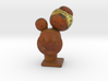 The Kokeshi Doll 3d printed