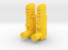 Oracle x2 Blasters 3d printed