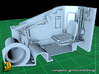M110 driver compartment 3d printed M110 driver compartment