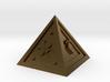 Legend of Zelda Pyramid Display Piece 3d printed