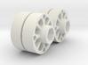 SK Wheel4 3d printed