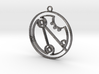 Georgia - Necklace 3d printed