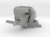 1/10 Scale Bench Vise 3d printed