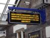 A-03 Passenger Information Displays 3d printed This is a prototype Wall Mounted Cantilevered PIS at Great Missenden