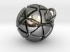 Pendentif Sphérique. Pendant sphere. 3d printed