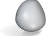 fehér tojás 3d printed