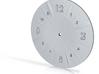 PWC clock 3d printed