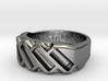 US7 Ring XVII: Tritium 3d printed