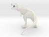 T Rex Roaring 16 cm long.   3d printed