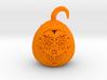 Pumpkin Skull 1 3d printed