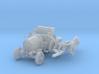 SET Pflugschlepper mit Pflug (N 1:160) 3d printed