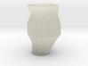 Gear Vase 3d printed