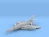 021A Super-Etendard 1/144 with Exocet and Tanks 3d printed