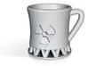 Nuclear Reactor Coffee Mug (Medium) 3d printed