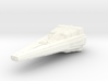 Civilian space craft - Double Edge 3d printed
