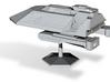 Gorn Battleship 3d printed