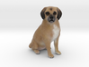 Custom Dog Figurine - Cassidy 3d printed