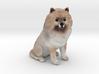 Custom Dog Figurine - General French Fry 3d printed