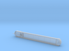 "European River Barge ""Peniche"" closed 1/285 6mm 3d printed"