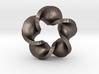 Five Twist Mobius 3d printed