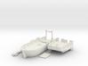 Medieval Landing Ship 3d printed
