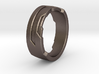 Ring Size D 3d printed