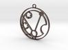 Matilda - Necklace 3d printed