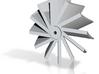 Fan 5 3d printed