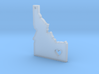 I love Idaho Pendant 3d printed