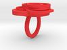 Circle Ring size 8 3d printed