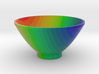 DRAW bowl - segmented G 3d printed