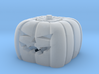 Pumpkin Keycap — Plastic & Resin 3d printed The Ghost Pumpkey. Very high detail!