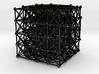 Icosatetrachoric Honeycomb {3,4,3,3} 3d printed