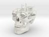 Full Animatronic Skull 3d printed